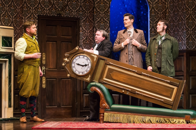 The Play That Goes Wrong National Tour 5|Springfield
