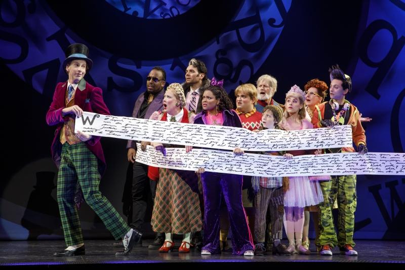 Roald Dahl's Charlie and The Chocolate Factory Cast|Tulsa