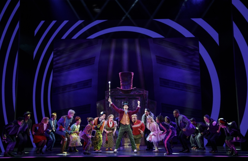 Roald Dahl's Charlie and The Chocolate Factory Cast 3|Tulsa